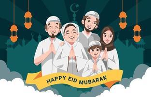 fond eid mubarak