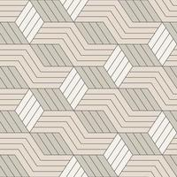 modèle sans couture avec des lignes géométriques symétriques. répétition des carreaux géométriques. vecteur