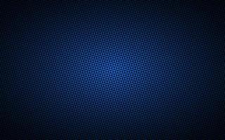 abstrait triangulaire noir et bleu avec dégradé. texture en fibre de carbone vecteur