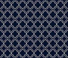 conception traditionnelle de motif ethnique géométrique pour le fond vecteur
