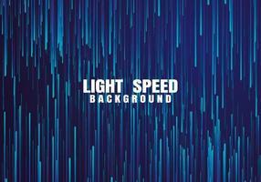 lignes composées d'arrière-plans lumineux, fond abstrait vitesse de la lumière. tunnel de flux de données. explosion de fond radial. illustration vectorielle vecteur