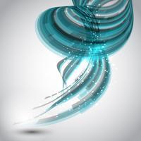 Fond de conception abstraite vecteur