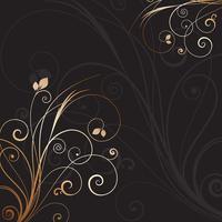 Fond floral décoratif 0612