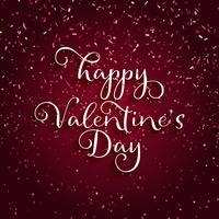 Fond décoratif de la Saint-Valentin