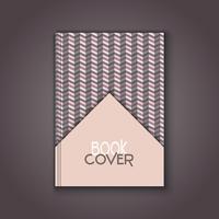 Conception de la couverture de livre rétro