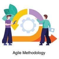 concept de développement logiciel agile