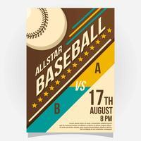 baseball toute l'étoile
