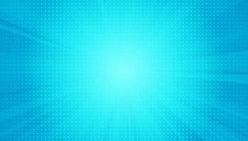 fond de pop art. fond pointillé rétro. illustration vectorielle. pop art bleu demi-teinte