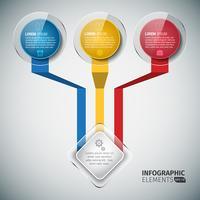 Infographie graphique Business Infographics