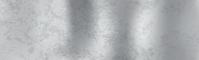 fond métallique panoramique avec de la rouille - vecteur