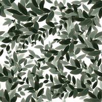 ensemble de motifs floraux contemporains sans soudure. design exotique moderne pour le papier, la couverture, le tissu, la décoration intérieure et d'autres utilisations vecteur