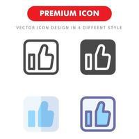 comme pack d'icônes isolé sur fond blanc. pour la conception de votre site Web, logo, application, interface utilisateur. illustration graphique vectorielle et trait modifiable. eps 10. vecteur