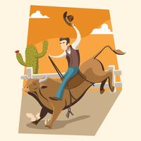 Illustration de taureau