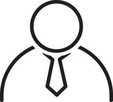 icône de la ligne pour les entreprises