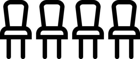 icône de ligne pour le travail