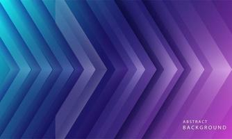 fond abstrait rayures diagonales légères. avec des dégradés de bleu vif et de rose. vecteur