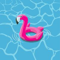piscine inflatables vector illustration