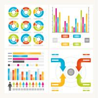 Éléments de conception infographique Vector