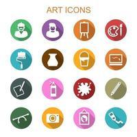 icônes art grandissime vecteur