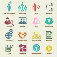 éléments de ressources humaines