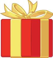 cadeau cadeau anniversaire boîte de dessin animé illustration dessin vecteur