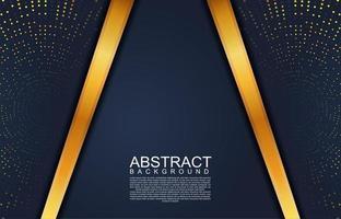 fond moderne avec effet scintillant. fond géométrique de conception abstraite moderne. fond géométrique abstrait. illustration vectorielle 3d. illustration vectorielle eps 10