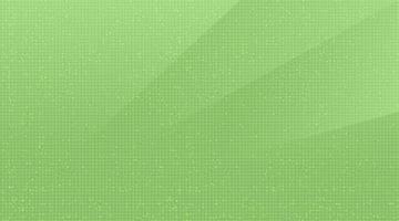 Technologie de micropuce de circuit vert doux sur fond futur, concept numérique et de communication de haute technologie vecteur