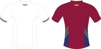 maquettes de maillots de football