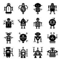robots et humains bioniques
