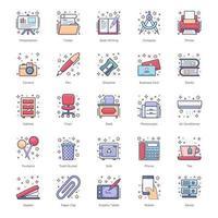 fournitures et équipement de bureau