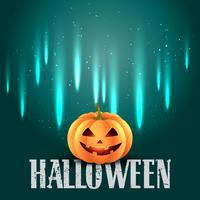 illustration de conception de Halloween vecteur