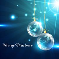 fond de Noël de vecteur