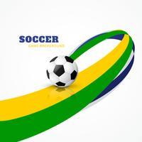 football de style vague