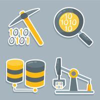 Vecteur d'élément d'exploration de données