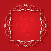 Fond Saint Valentin