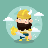 Vecteur viking