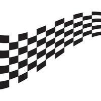 drapeau course logo images illustration vecteur