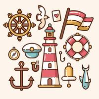 Éléments nautiques