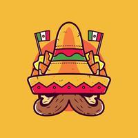 Vecteur de Sombrero