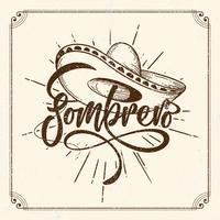 Illustration de Sombrero