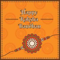 Vecteur de Raksha Bandhan