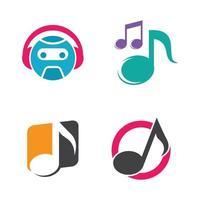 images de logo de musique