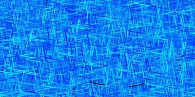 disposition de vecteur bleu foncé, vert avec des lignes plates.