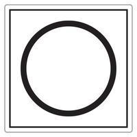 hors signe de symbole d'alimentation, illustration vectorielle, isoler sur l'étiquette de fond blanc. eps10 vecteur