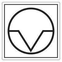 signe de symbole d'interruption de pause, illustration vectorielle, isoler sur l'étiquette de fond blanc. eps10 vecteur