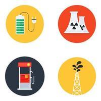 centrale nucléaire et énergie vecteur