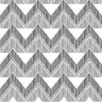 motif sans soudure géométrique abstrait. tissu doodle ornement de ligne zig zag. fond de dessin au crayon en zigzag