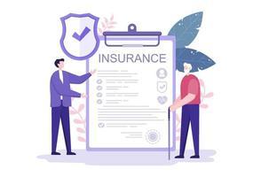 L'assurance des personnes âgées est utilisée pour les fonds de pension, la garantie vieillesse, la santé, les risques et le concept de protection de l'argent vecteur