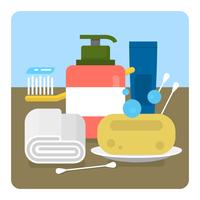 Articles ménagers vecteur