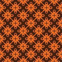 motif géométrique sans soudure. motif géométrique pour tissu, vêtements de bébé, arrière-plan, textile, papier d'emballage et autre illustration de décoration.vector vecteur